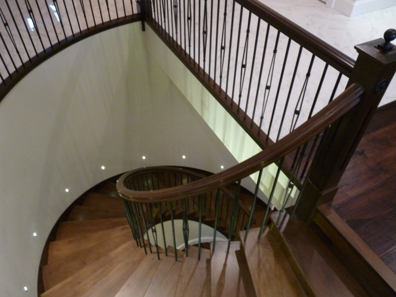 Stair Railings  Stair Railings Vancouver  Points West Finishing Port CoquitlamStair Railings