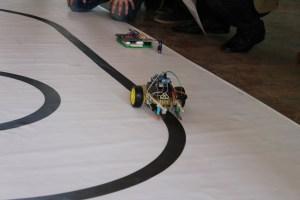 Arduino на трассе
