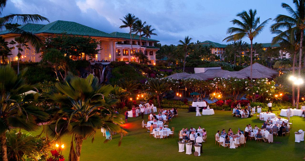 Wedding  Event Venues  Poipu Beach Resort Association