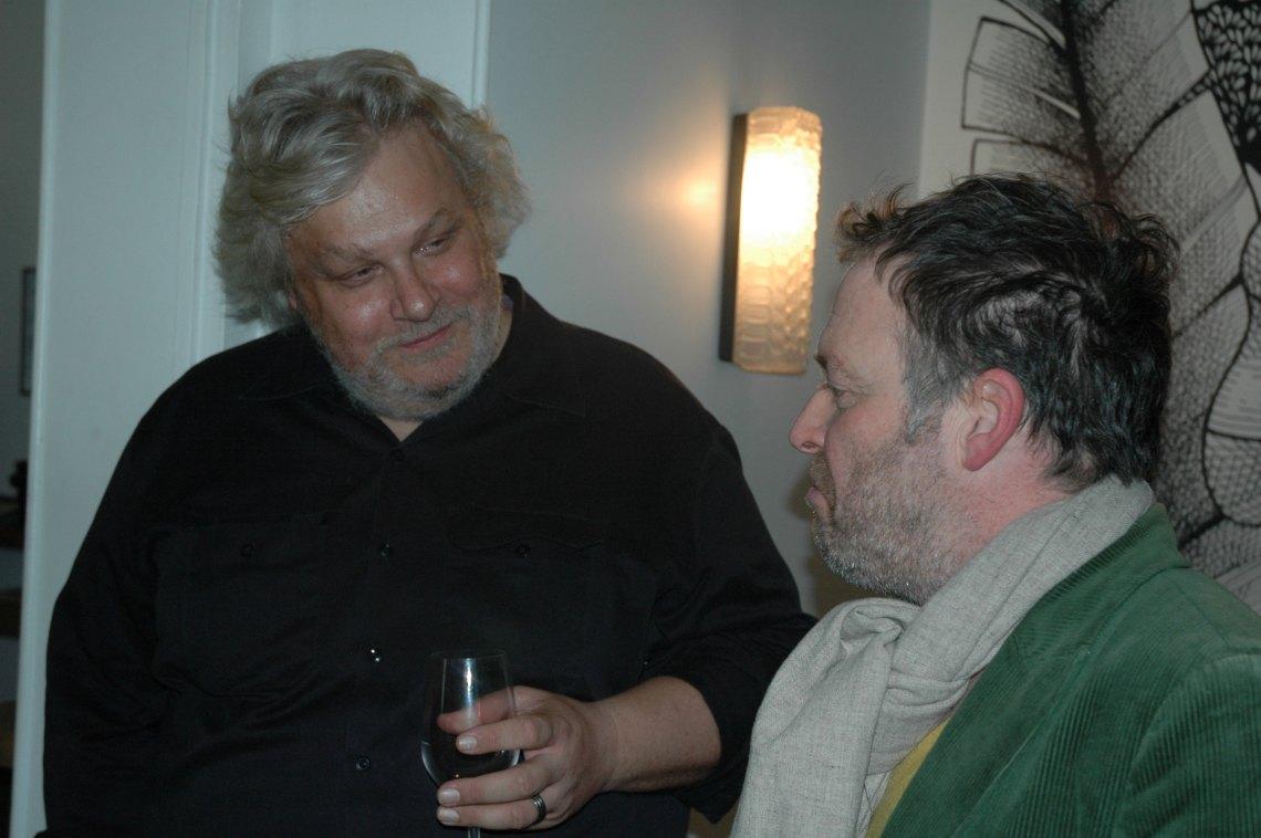 Dégustation de Poiré Domfront - Dominique Hutin et caviste
