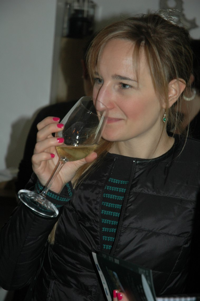 Dégustation de Poiré Domfront - journaliste