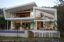 Modern Beach House Costa Rica