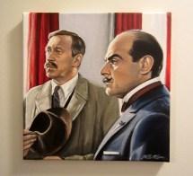 Agatha Christie Hercule Poirot