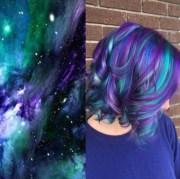 galaxy hairstyles love
