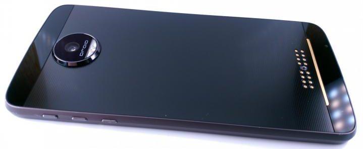 Выпуклая камера Motorola Moto Z 32GB