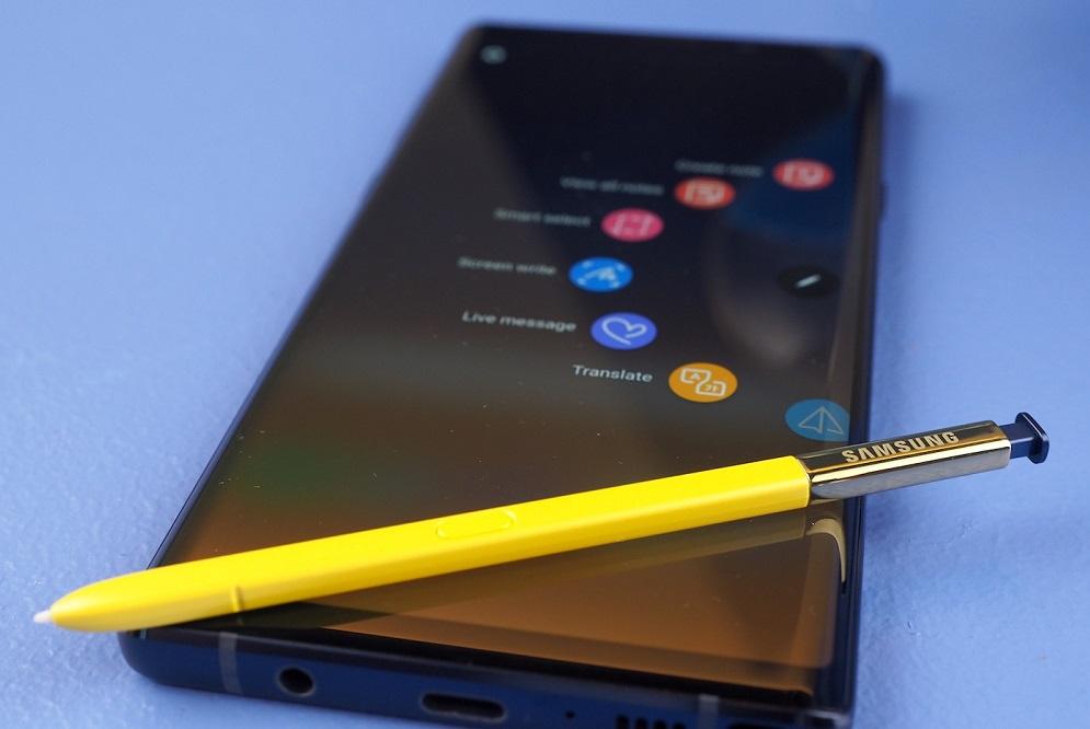 Samsung Galaxy Note 9 512