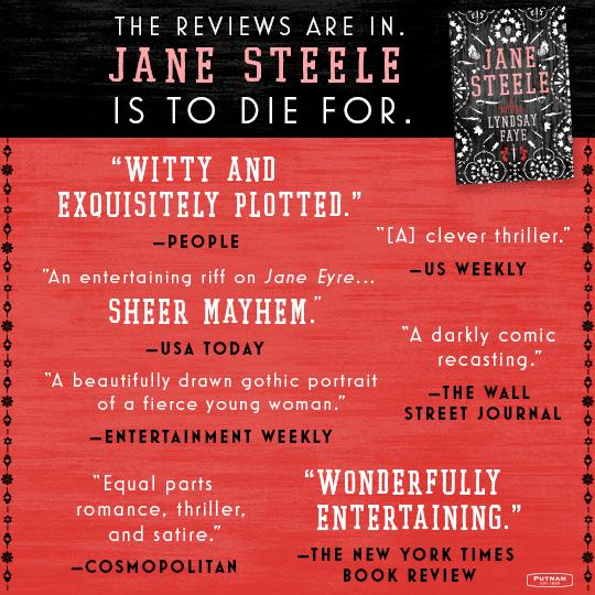 Jane Steele more quotes
