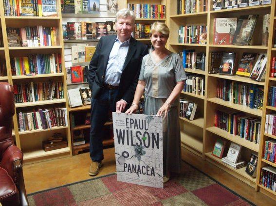 F Paul and Barbara Panacea