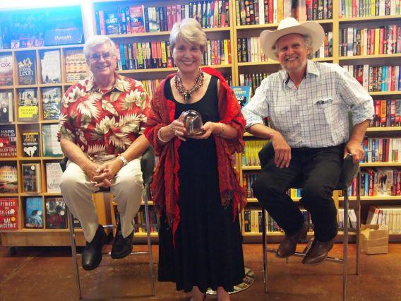 Fred, Barbara, Keith