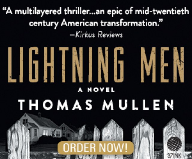 Lightning Men banner