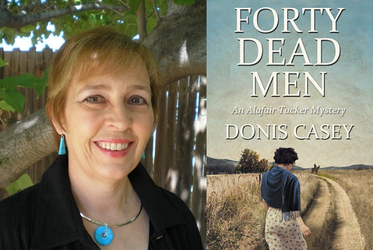 Donis Casey interview