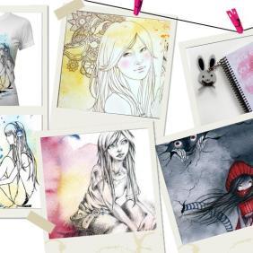 imagen de diseño de ilustraciones para empresa