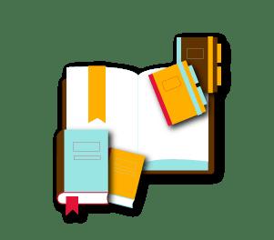imagen imprenta de revistas, catálogos, libros y encuadernaciones