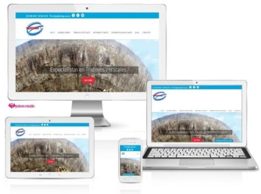Página web para Vertigo