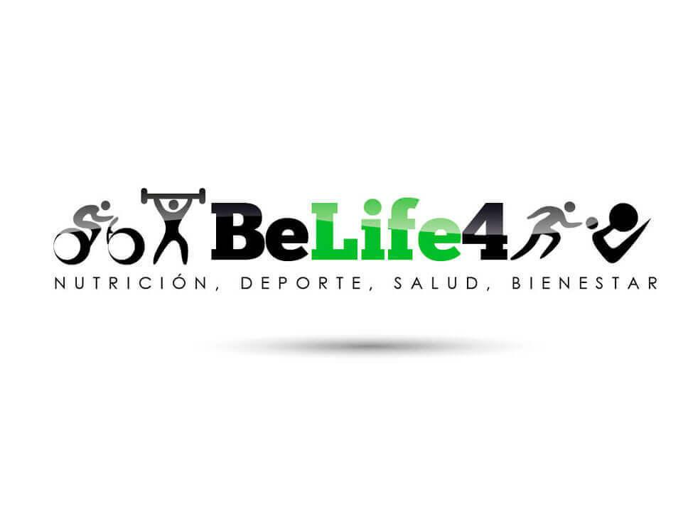 diseno logotipo belife