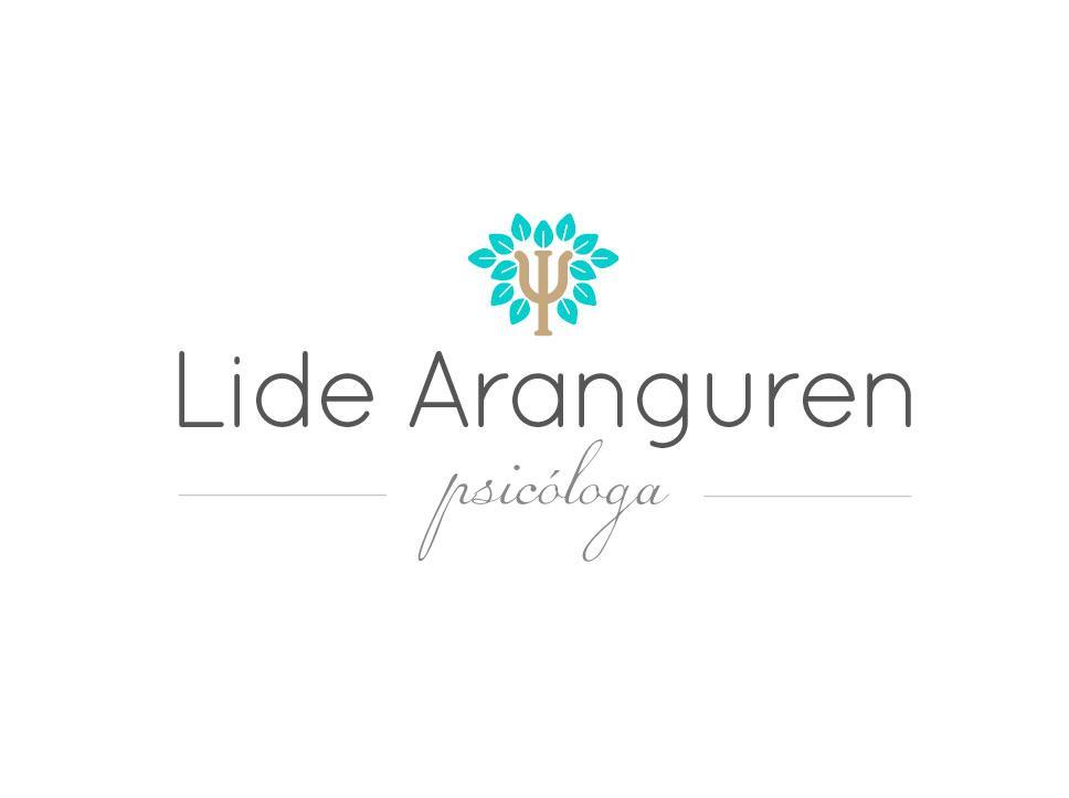diseño de logotipo para Lide Aranguren por Poison Estudio