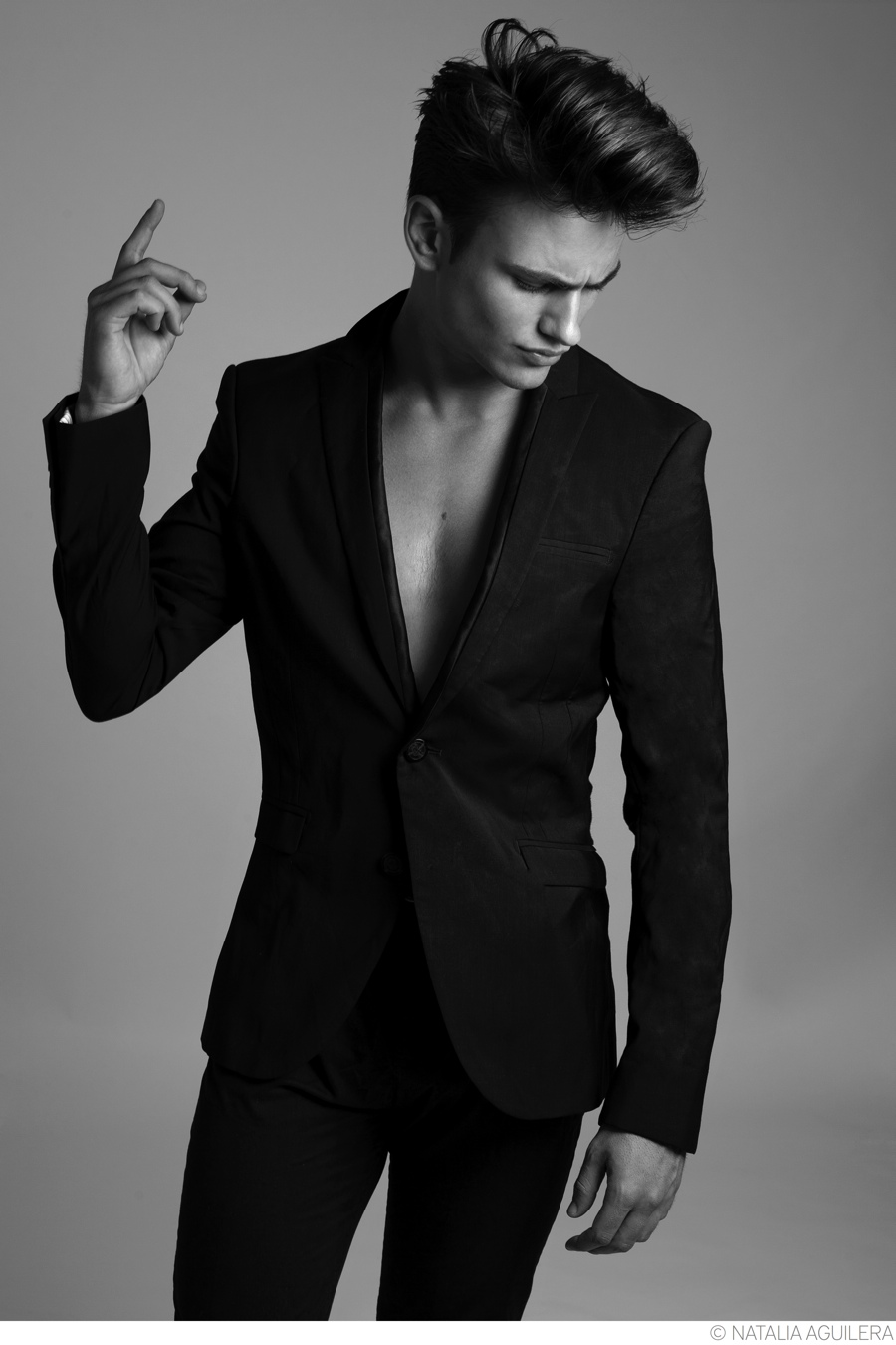 Sergio Carvajal by Natalia Aguilera for The Fashionisto