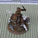 Lord of the Rings Rohan Theoden Mounted Hobbit SBG