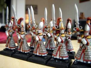Warhammer High Elf Swordmasters