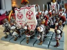 Warhammer High Elf White Lions