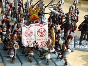 Warhammer High Elf White Lions Swordmasters Reaver Knights