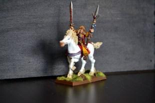 Warhammer Mounted Mage