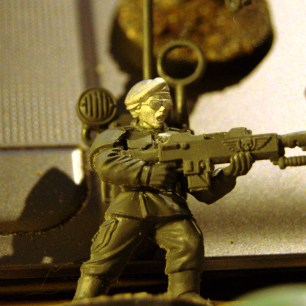Warhammer 40k Imperial Guard Astra Militarum Statuesque Miniatures
