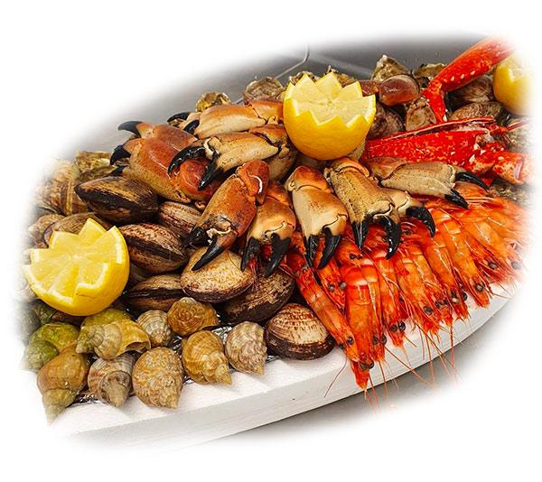 plateaux fruits de mer a emporter