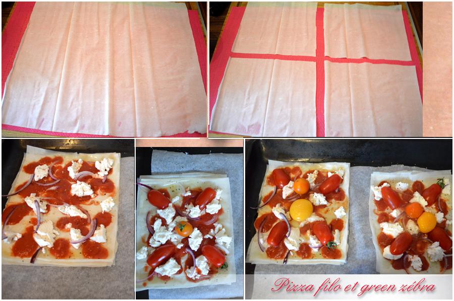 Pizza filo et Green Zebra_PREPA_2