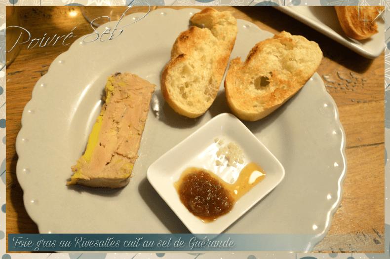 Foie gras Rivesaltes Guerande