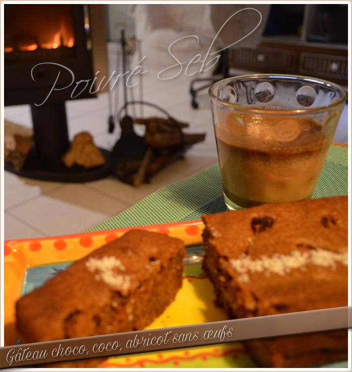 Gâteau chocolat sans œuf_présentation