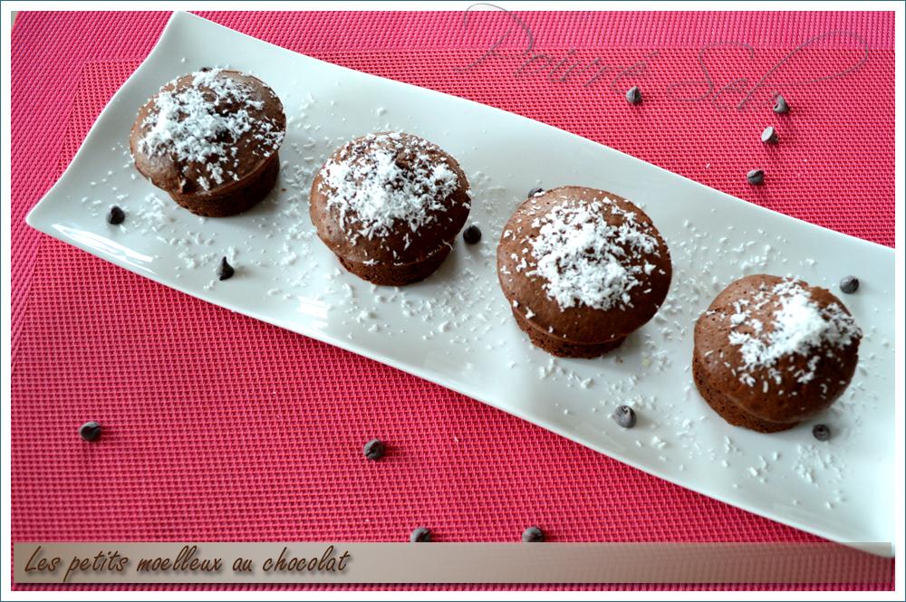 Les petits moelleux au chocolat 2