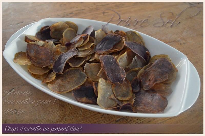 Chips Laurette au piment doux 2