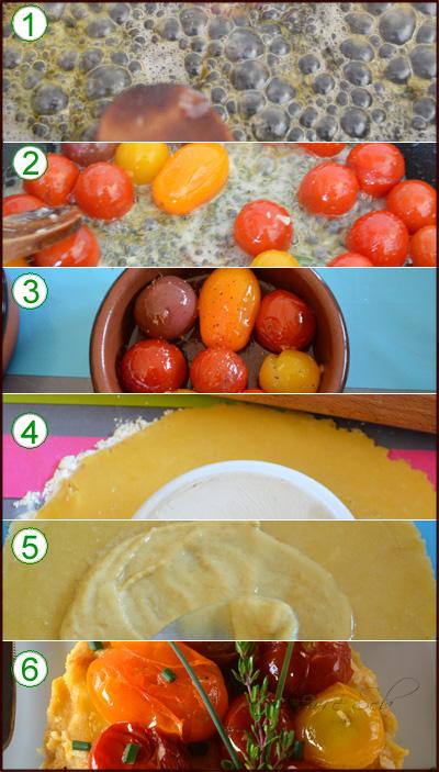 preparation-tatins-de-tomates-cerises-multicolores