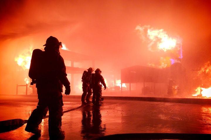 Расчет времени эвакуации при пожаре