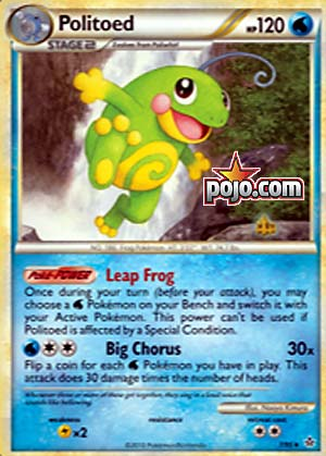 Pojo's Pokemon Card of the Day - Trading Card COTD