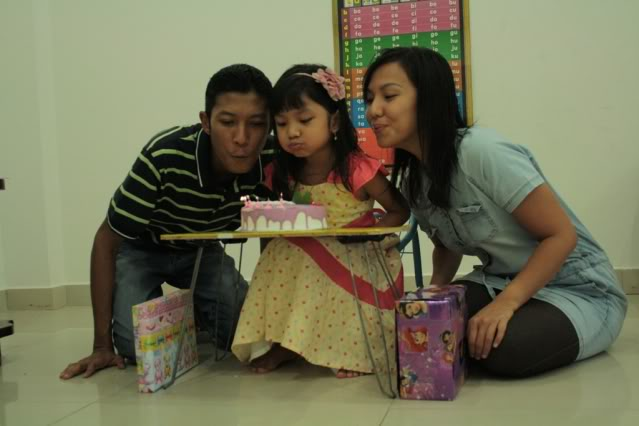 Cinta's 5th Birthday