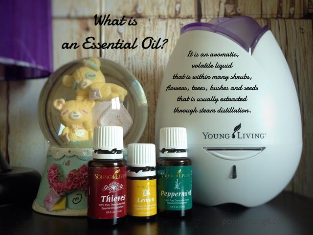 Ringankan Gejala Flu dengan Essential Oils