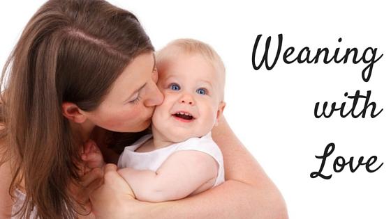 weaning with love, menyapih dengan cinta, breastfeeding, menyusui