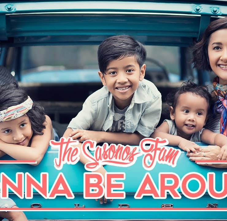 Gonna Be Around: Celebrating Motherhood Through Song