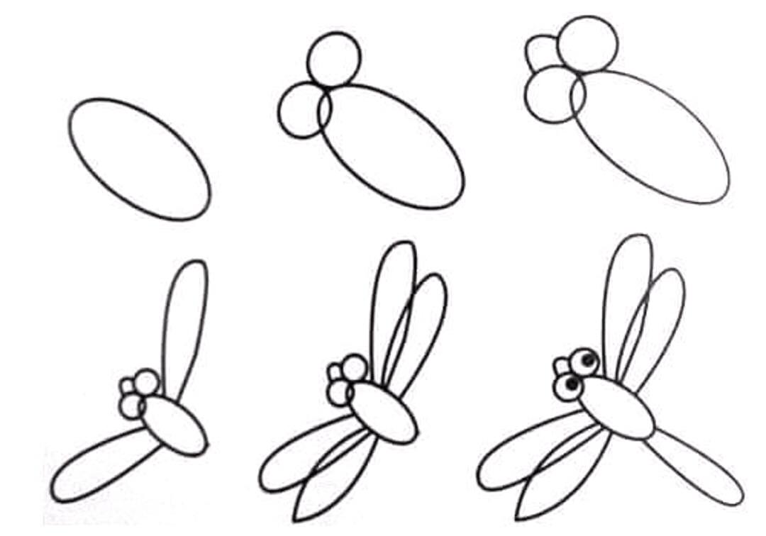 Tutorial menggambar hewan untuk Balita – Pojok Situbondo