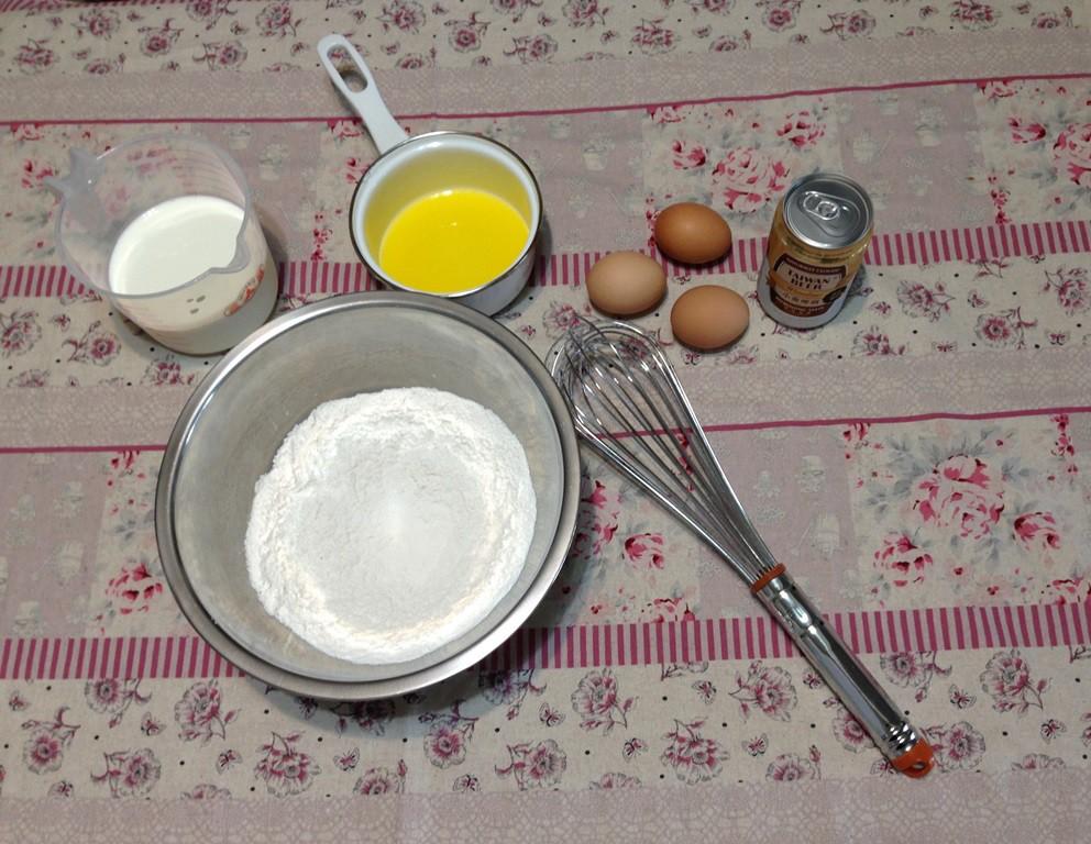 法式甜點的基礎考驗 -【法式薄餅】 – POKA的甜點與烹飪日記