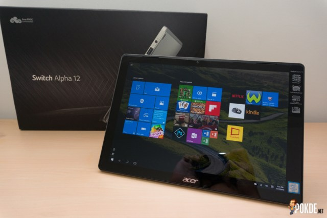 Acer Switch Alpha 12-4