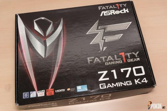 AsRock Z170 Fatal1ty Gaming K4 -1