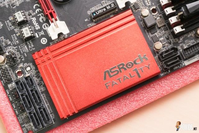 AsRock Z170 Fatal1ty Gaming K4 -7