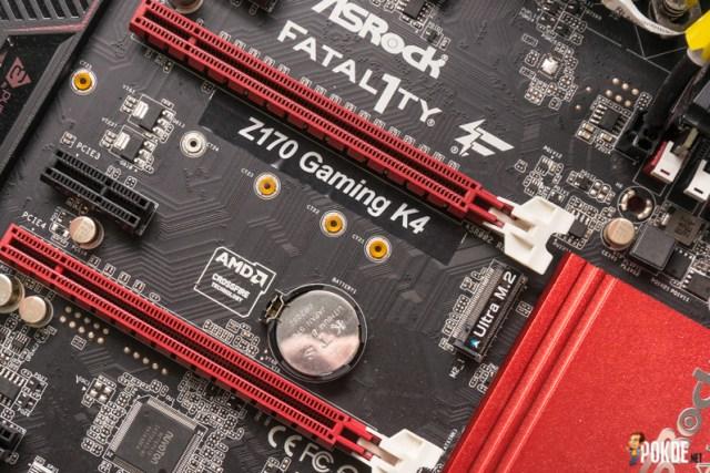 AsRock Z170 Fatal1ty Gaming K4 -8