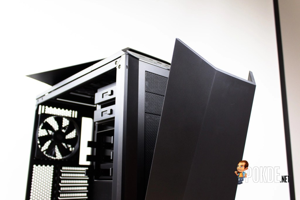 MasterCase Maker 5 by Cooler Master case review — decked out 36