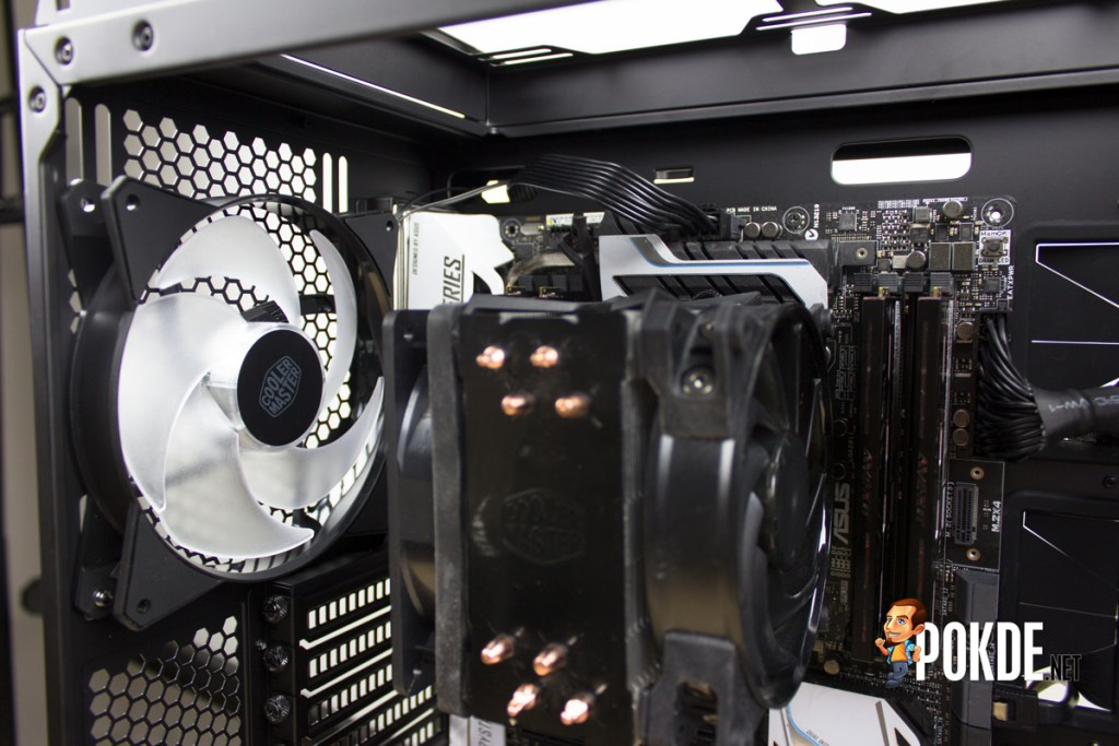 MasterCase Maker 5 by Cooler Master case review — decked out 50