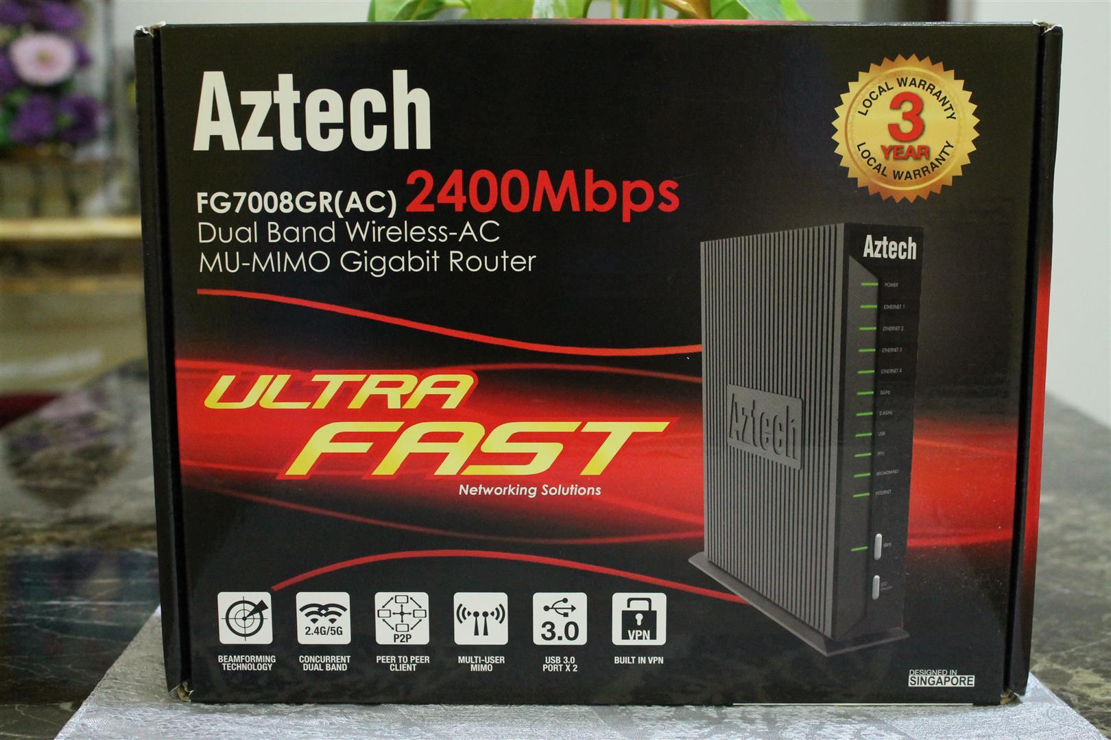 AZTECH FG7008GR(AC) Review – Pokde