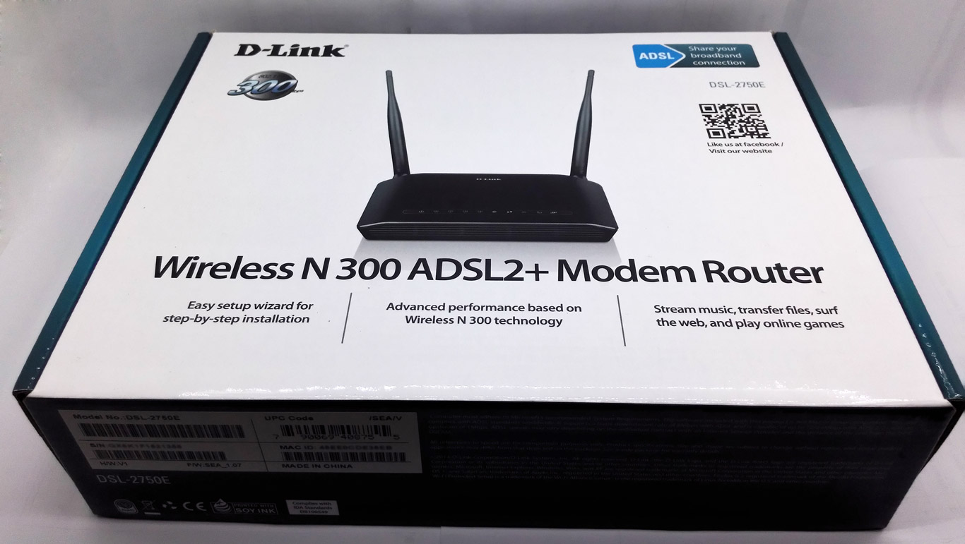 D Link Dsl 2750e Review Its The Time To Ditch Your Old Modem Pokde Dongle Adaptor Usb Wifi Wireless 80211n  Baru Appearance